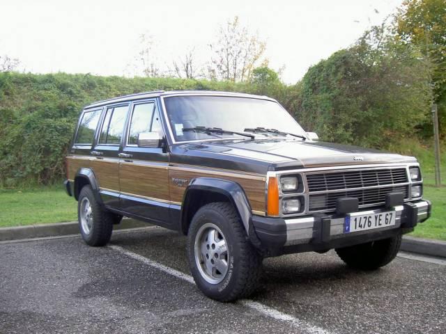 Histoire d'un Wagoneer 588f0011