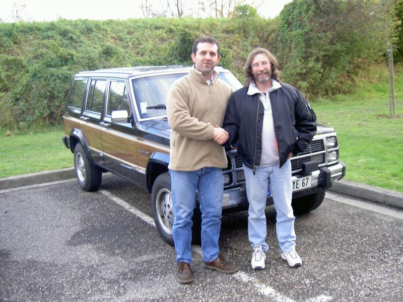 Histoire d'un Wagoneer Cherok10