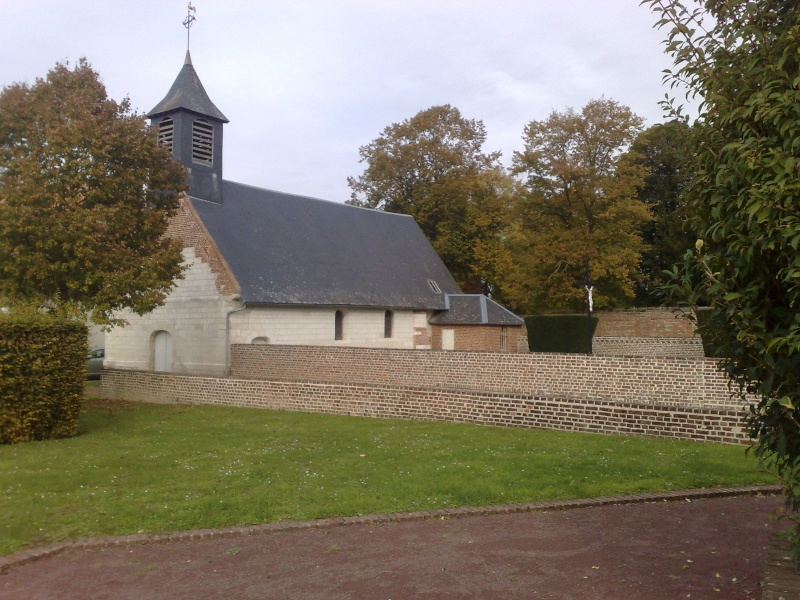 Creuse (Amiens 80): poste avancé Infantery US 06/07 Août2011 26102010