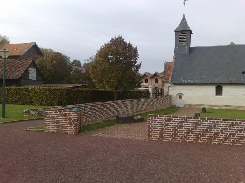 Creuse (Amiens 80): poste avancé Infantery US 06/07 Août2011 26102011