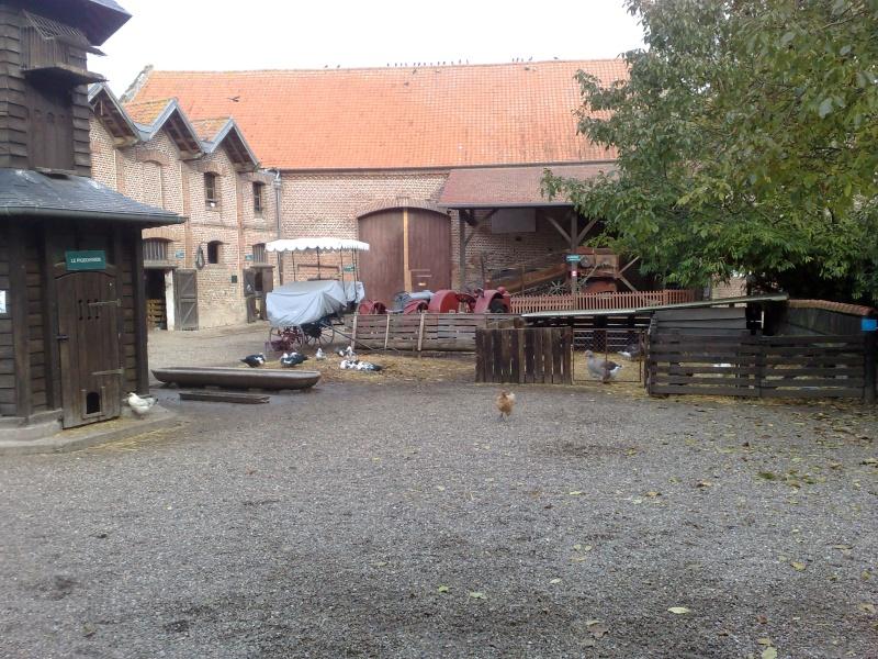 Creuse (Amiens 80): poste avancé Infantery US 06/07 Août2011 26102012