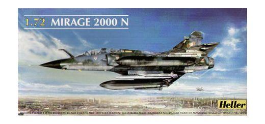 Mirage 2000N [Heller 1/72] Heller10