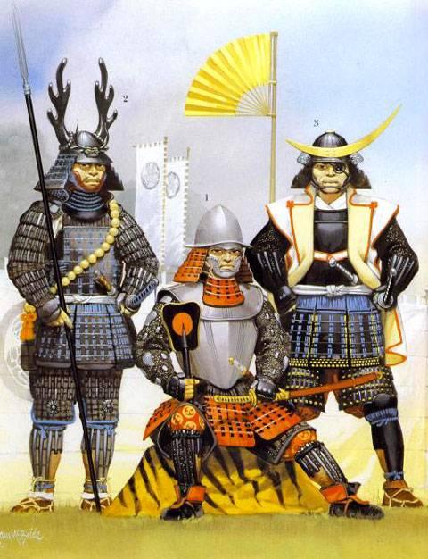 DATE Masamune (1567-1636) & Fils - Page 2 Samura10