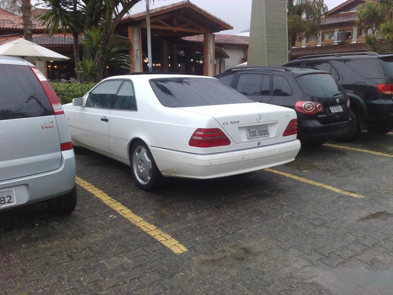 CL500 W140 1997/1998 R$79mil (VENDIDO) Imagem10