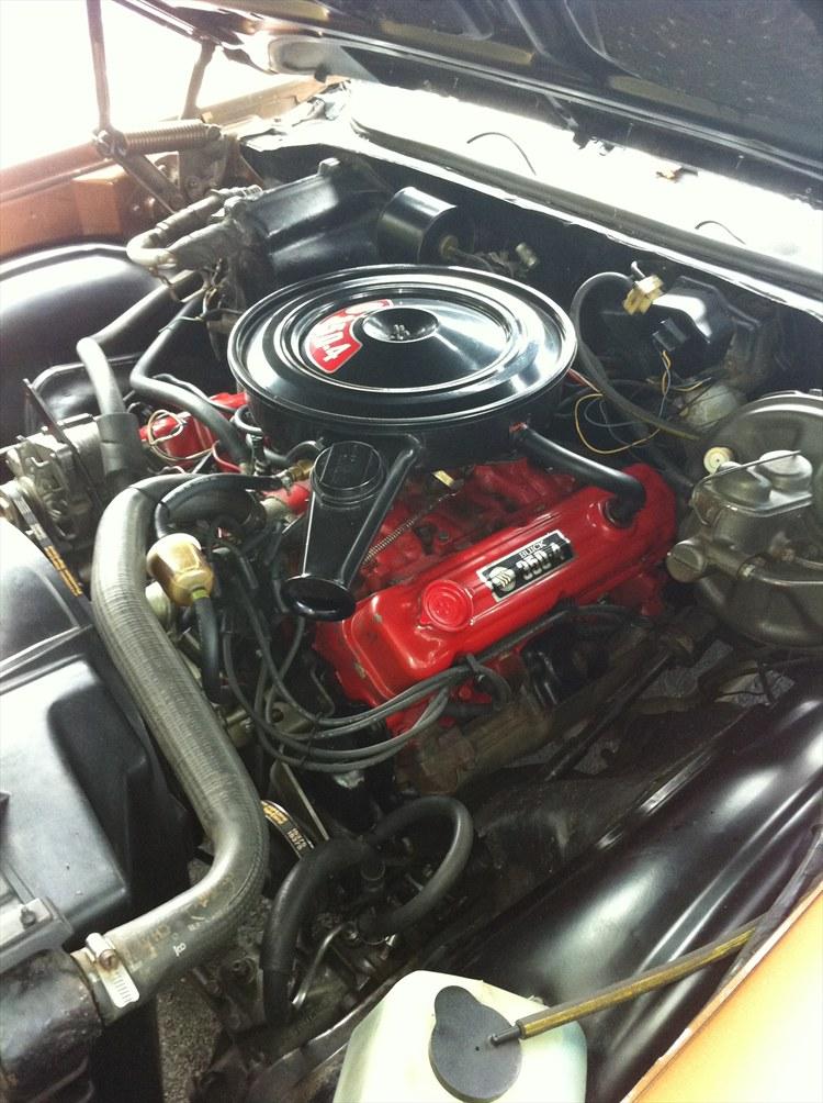 BUICK Skylark 1968 Custom Sport Coupe 350-4 V8 Super Turbine - Page 2 15481010