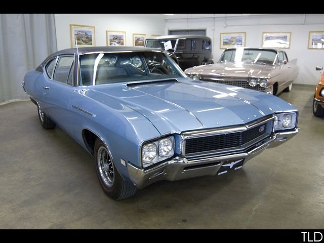 BUICK Skylark 1968 Custom Sport Coupe 350-4 V8 Super Turbine 3307-110