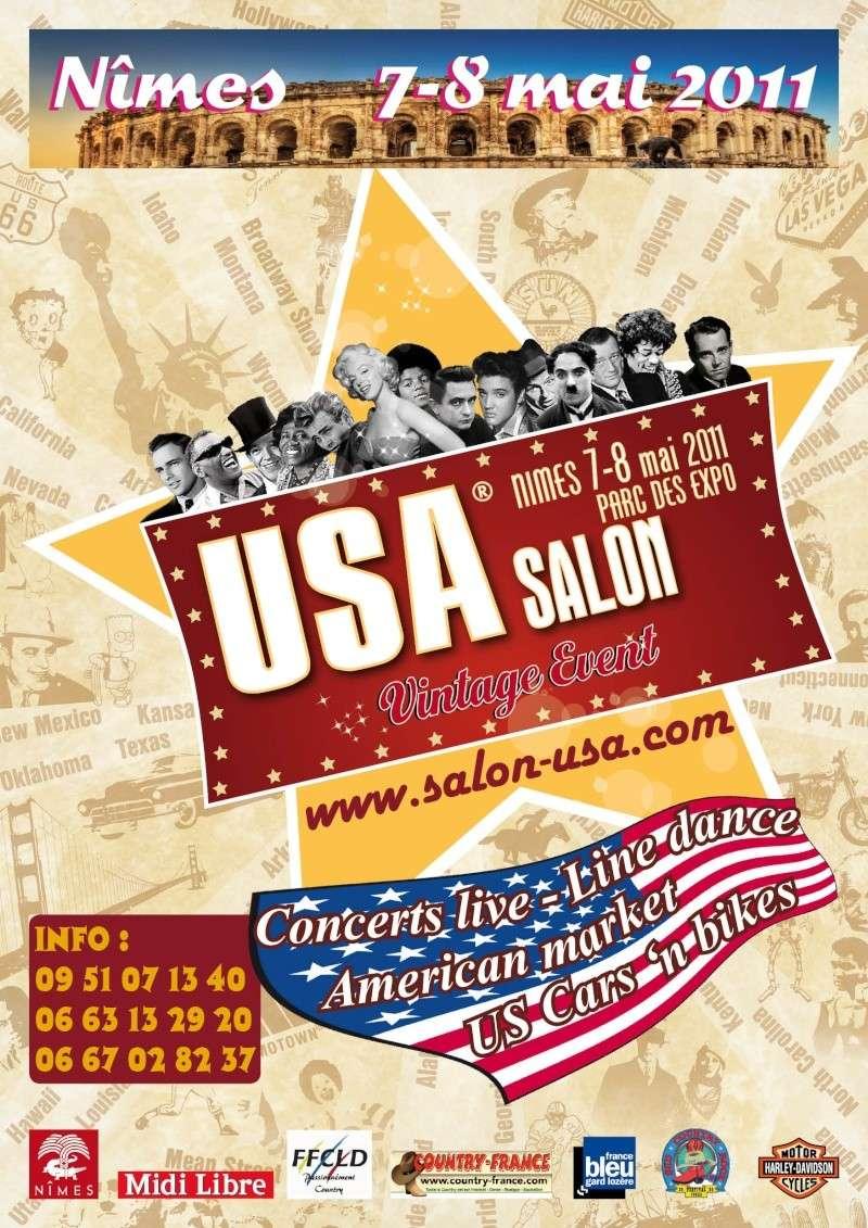 USA Salon 7-8 Mai 2011 Nîmes Visuel10