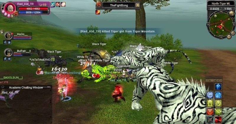 [Red_Kid_TR] Killed Tiger Girl From Tiger Mountain A12