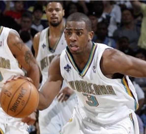 Récit Dynastie NBA Chris-10