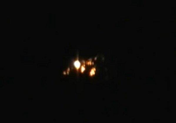 2011: Le 30/01 - OVNI filmé à Cheltanham en Grande Bretagne Chelte10