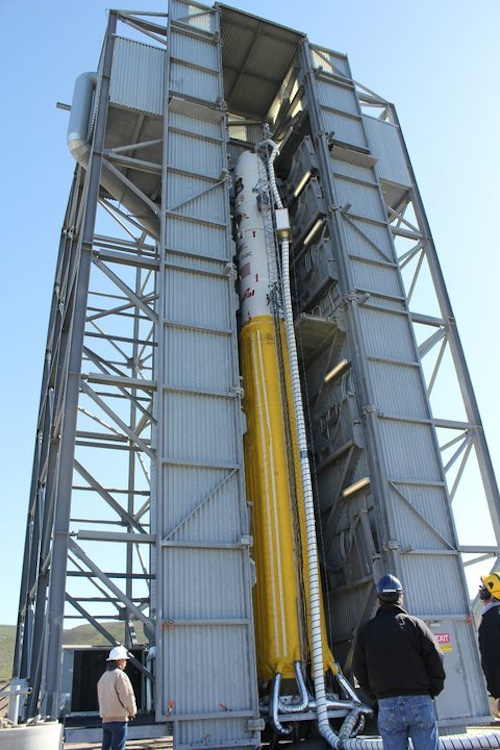 lancement Minotaur 1 NROL-66 le 05 février 2011 0110