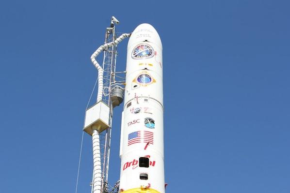 lancement Minotaur 1 NROL-66 le 05 février 2011 0310
