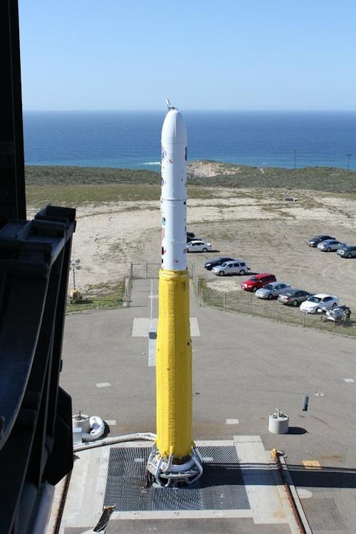 lancement Minotaur 1 NROL-66 le 05 février 2011 0410