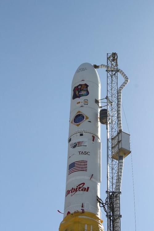 lancement Minotaur 1 NROL-66 le 05 février 2011 0610