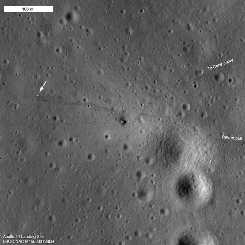 Il y a 40 ans ,  Apollo 14  51507110