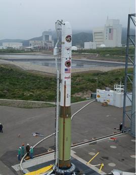 lancement Minotaur 1 NROL-66 le 05 février 2011 A5910
