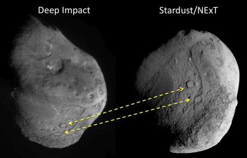 Stardust / Next : revisiter la comète de Deep Impact - Page 2 Deepim10