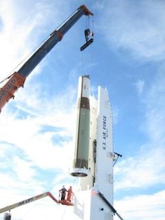 lancement Minotaur 1 NROL-66 le 05 février 2011 Stacki10