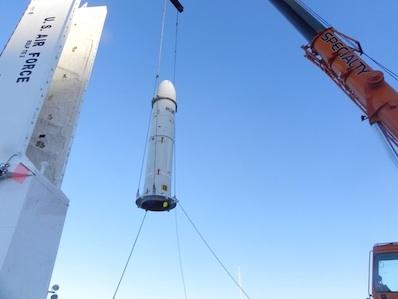 lancement Minotaur 1 NROL-66 le 05 février 2011 Stacki11