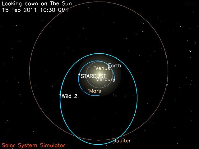 Stardust / Next : revisiter la comète de Deep Impact - Page 2 Stardu12