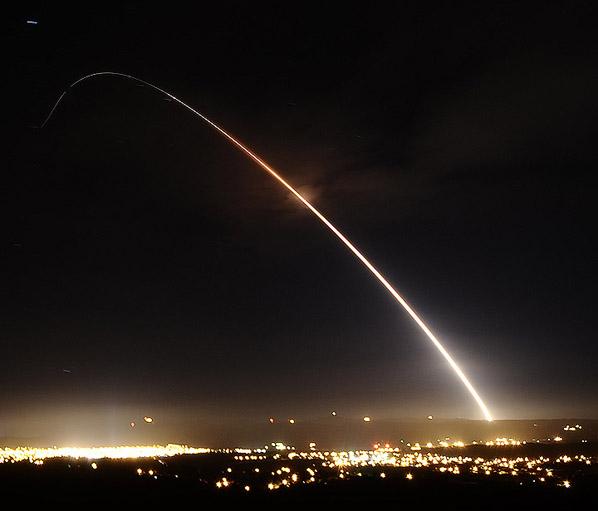 lancement Minotaur 1 NROL-66 le 05 février 2011 Streak10