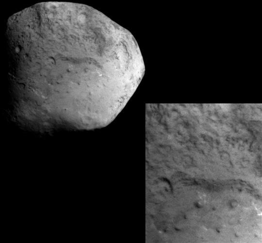 Stardust / Next : revisiter la comète de Deep Impact - Page 2 Titre10