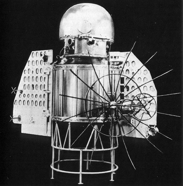 [50ans] 12 février 1961 lancement de la sonde Venera-1 (Venus-1) Venera10