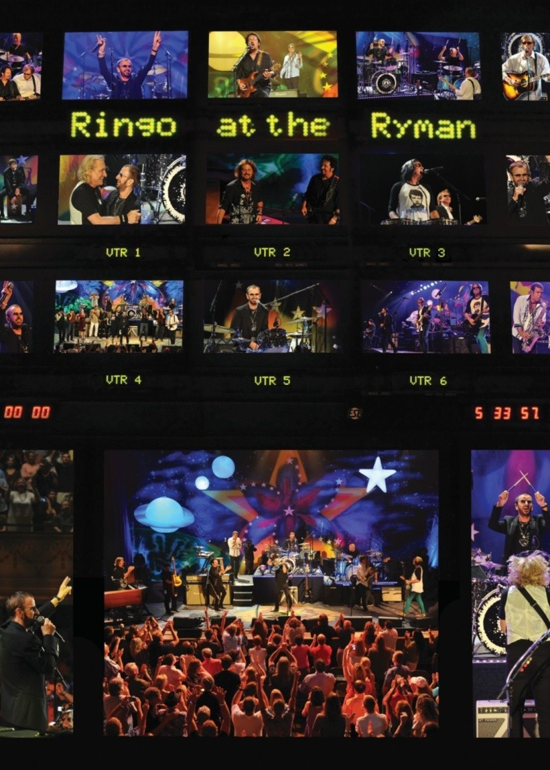 Ringo at the Ryman Nouveau DVD Ringo_10