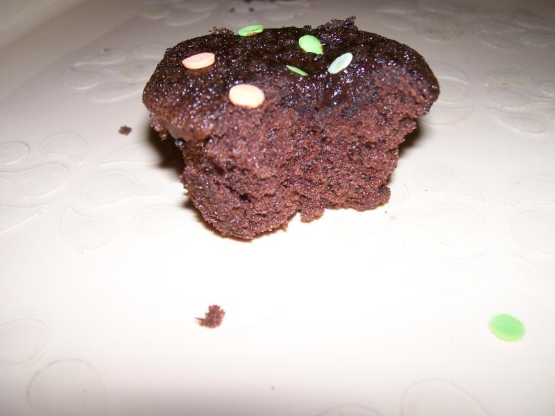 Cupcakes : recettes et décors simples 100_5912