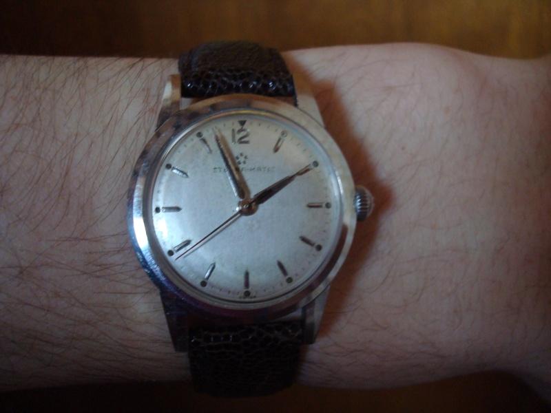 le porté de la montre. Essai_10