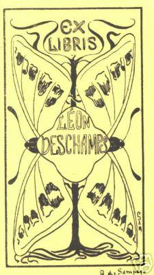 La Plume - 1889 - 1905 - Léon Deschamps 002e_110
