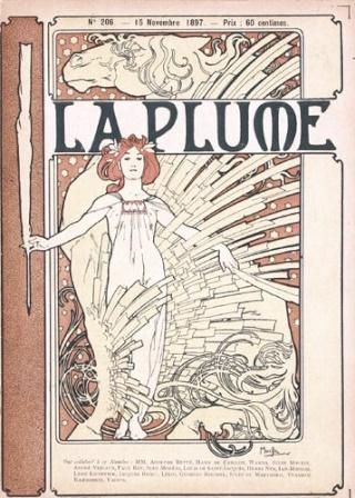 La Plume - 1889 - 1905 - Léon Deschamps 0083_110