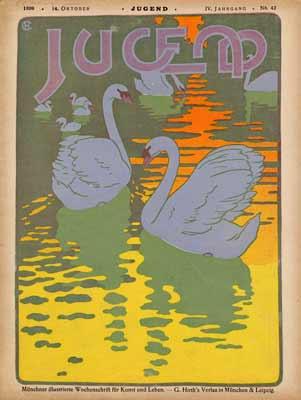 Jugend - 1896 - 1940 - Georg Hirth 42okt110