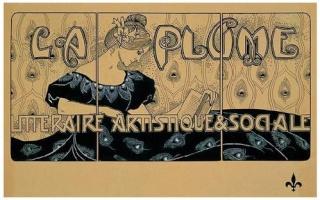 La Plume - 1889 - 1905 - Léon Deschamps Plume010