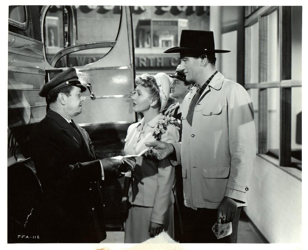 La Fille et son Cowboy - A Lady Takes A Chance - 1943 A_duk138