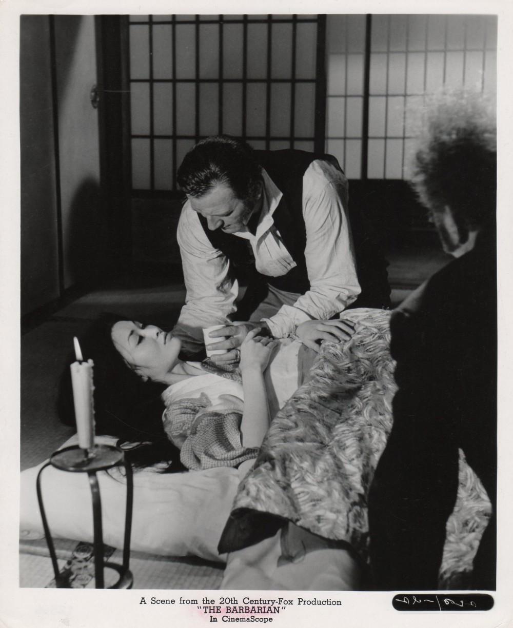Le Barbare et la Geisha - The Barbarian and The Geisha -1958 A_duke52