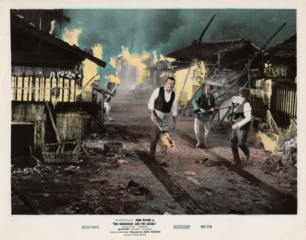 Le Barbare et la Geisha - The Barbarian and The Geisha -1958 A_duke70