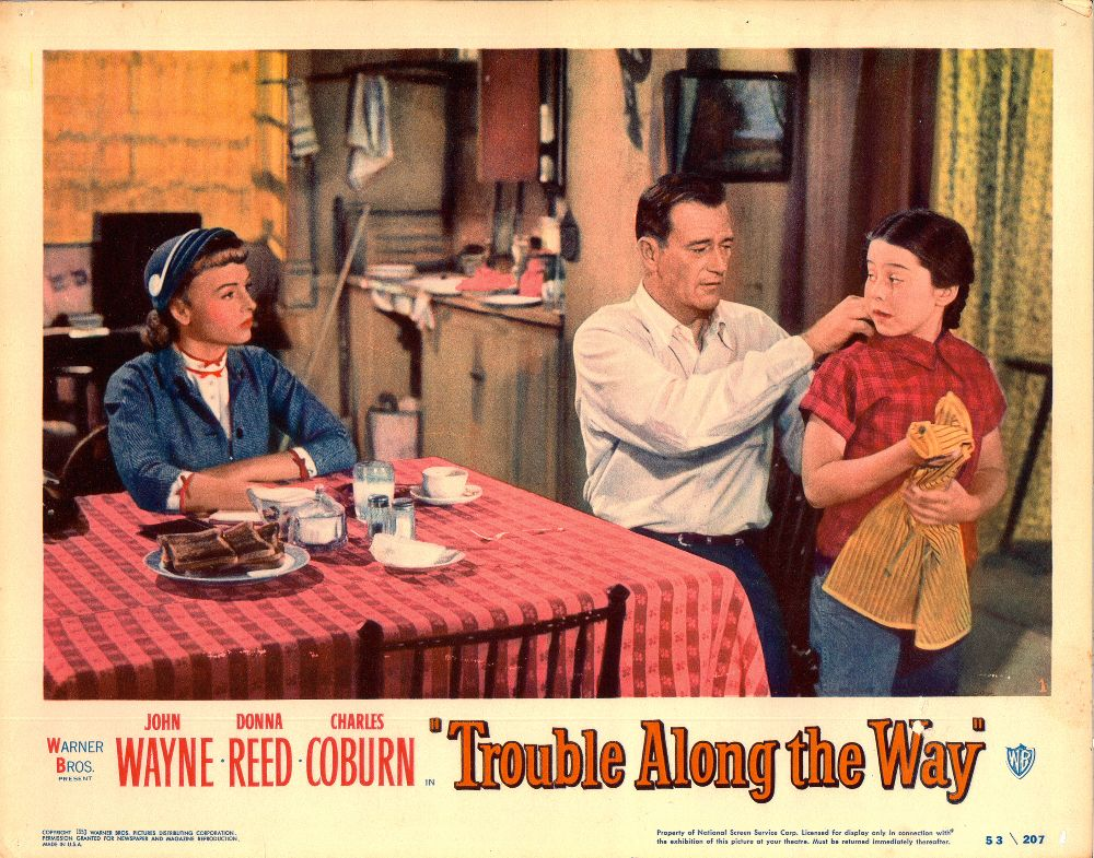L'Homme de Bonne Velonté -  Trouble Along The Way - 1953 Fax_so13
