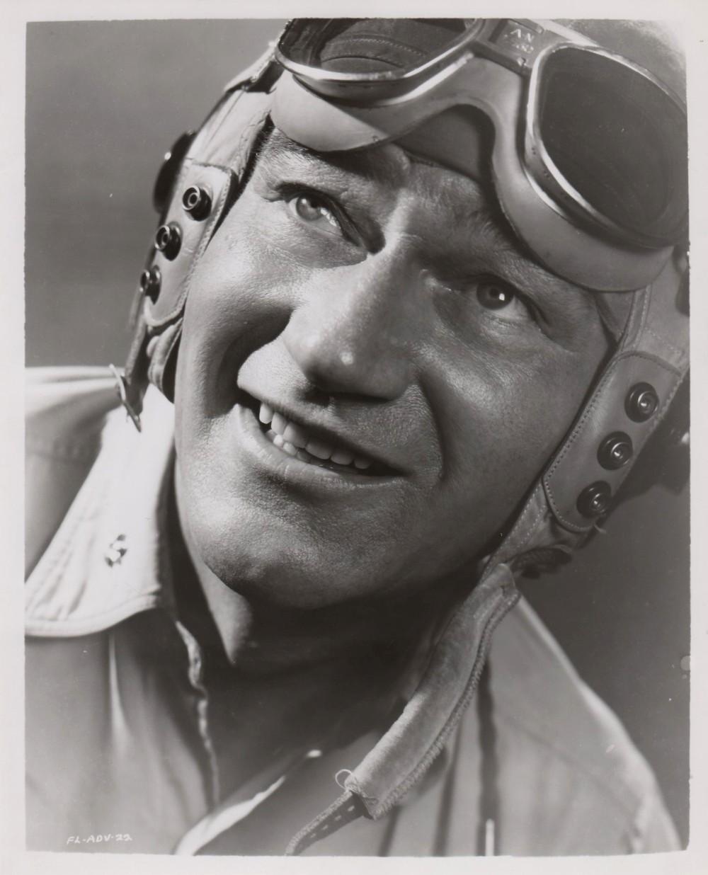 Les Diables de Guadalcanal - Flying Leathernecks - 1951 - Page 2 Wayne206