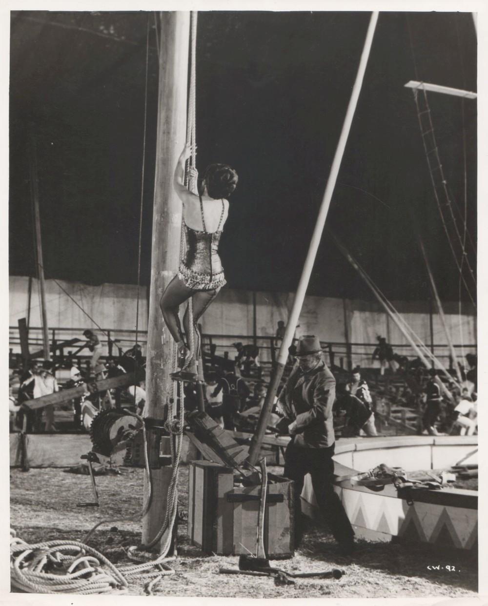 Le Plus Grand Cirque du Monde - Circus World - 1964  - Page 3 Wayne757