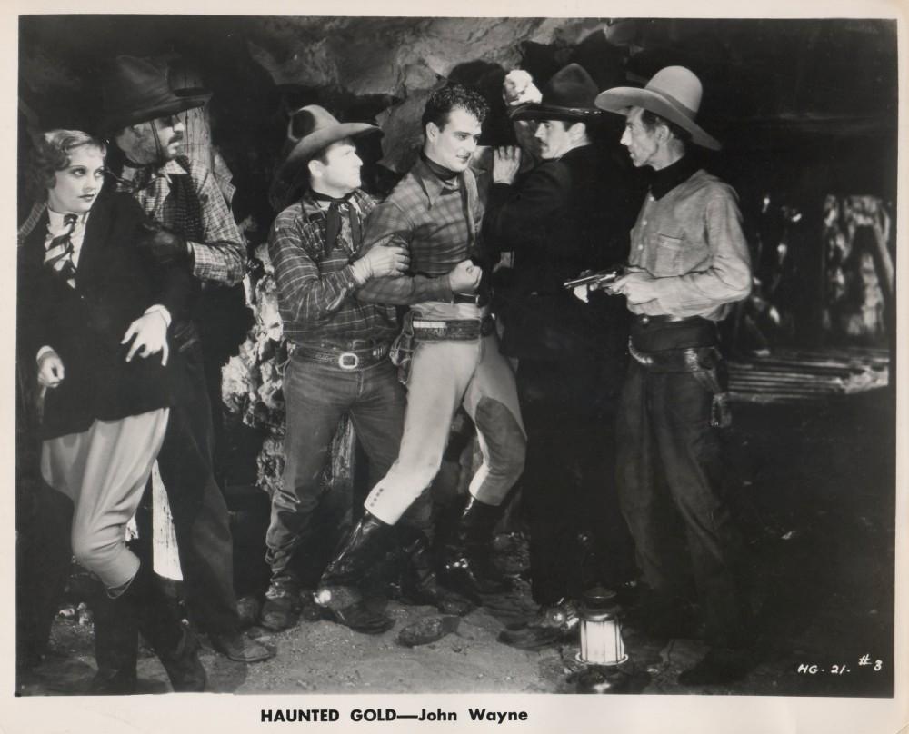 Le Fantôme de la mine - Haunted Gold - 1932  Wayne_51
