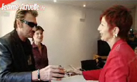INTERWIEW JOHNNY ,MOI,FEMME ACTUELLE Pascal10