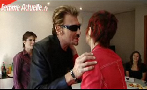 INTERWIEW JOHNNY ,MOI,FEMME ACTUELLE Pascal11