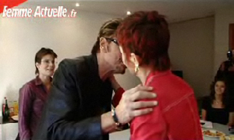 INTERWIEW JOHNNY ,MOI,FEMME ACTUELLE Pascal14
