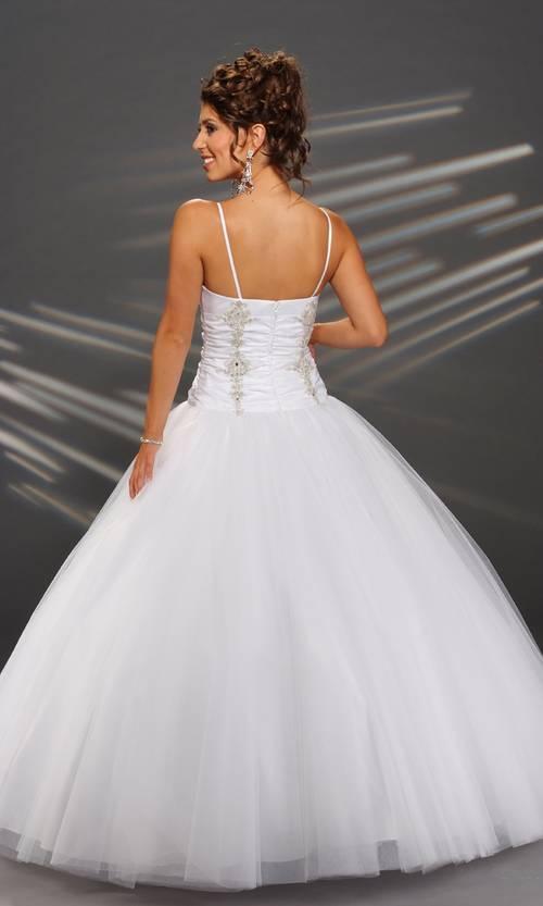 مجموعه اخري فساتين العروس 2009 2ecd2f10