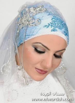 مجموعه  من لفات طرح العروس Aaa210