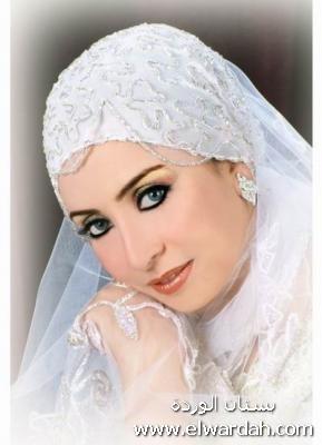 مجموعه  من لفات طرح العروس Aaa310