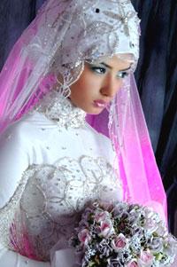 مجموعه  من لفات طرح العروس Bdd43610