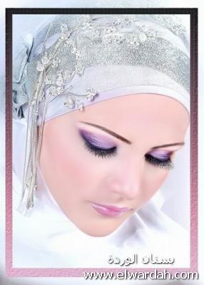 مجموعه  من لفات طرح العروس H10