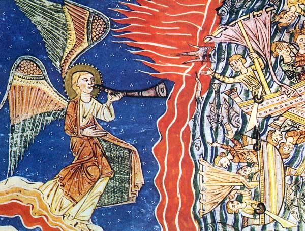 La prophétie des 111 papes. Angefl10